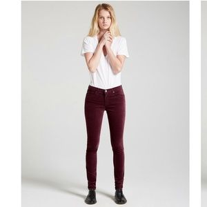 "AG ""The Velvet Legging"""